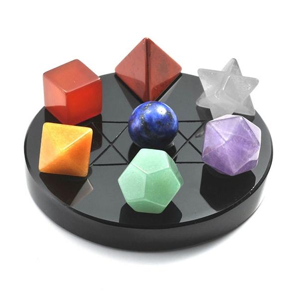 platonicsolidsgeometryset, Star, chakraset, merkaba