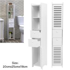 Bathroom, cupboard, storageorganizer, Furniture & Decor