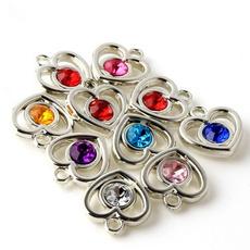 Heart, diybracelet, Jewelry Making, Rose