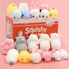 Mini, Toy, mochi, Cats
