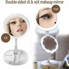Makeup Mirrors, led, lights, Makeup