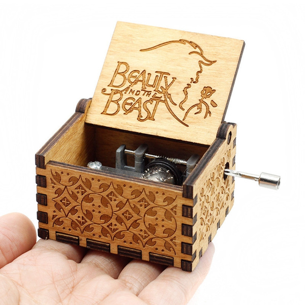 musicboxbeautyandthebeast, Box, Movie, musicbox