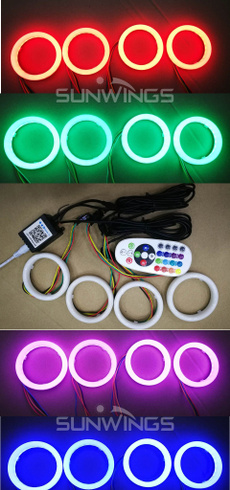 led, Jewelry, Angel, rgbcolor