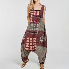 bohemia, trousers, plussizeclothe, baggystyle