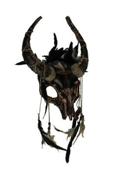 devils, cosplaycostumeaccessorie, Metallic, skull