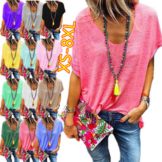Summer, Plus size top, Food, summer t-shirts