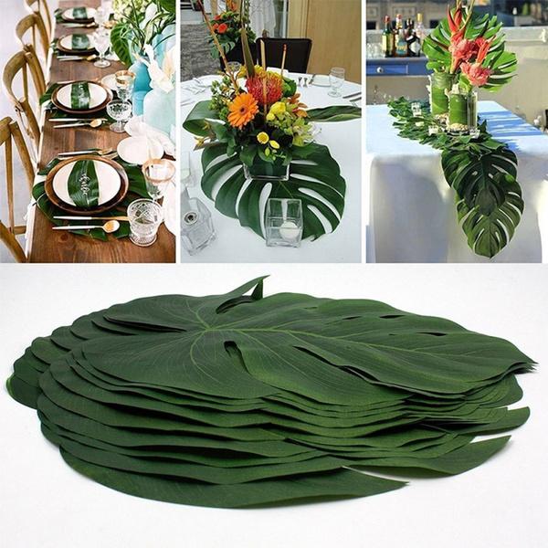 luauparty, Home & Kitchen, silk, artificialplant