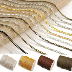 diyfinding, necklacemaker, Chain, ironchain