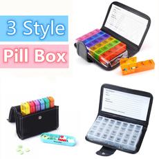 case, portablemedicinebox, plastic case, Almacenaje