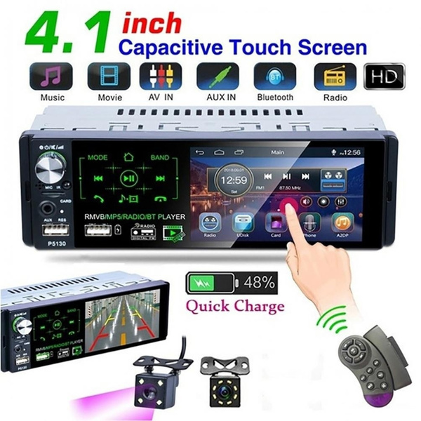 Touch Screen, 1dincarmp5player, Photography, fmaudioreceiver