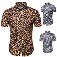 mencasualshirt, mensslimshirt, Sleeve, printingshirt
