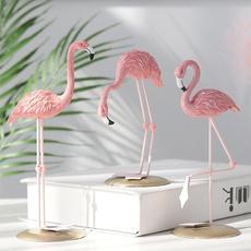 Home & Kitchen, Decor, flamingo, animalmodel
