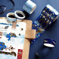 Craft Supplies, Adhesives, forbiddencitywashitape, Journal