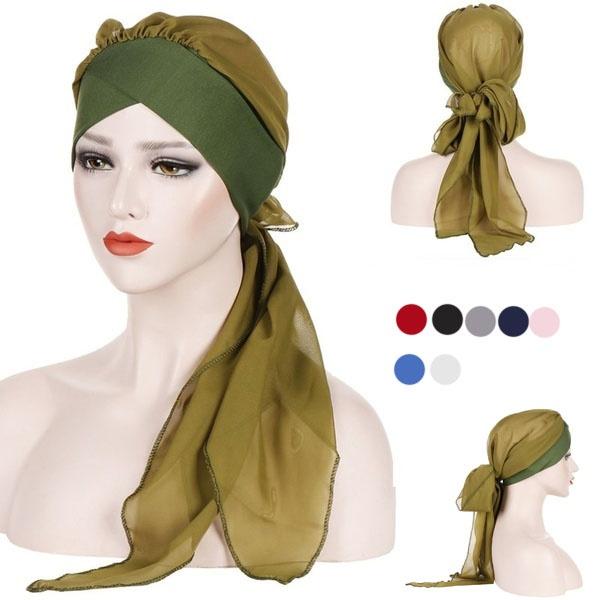 Head, Fashion, chiffon, Cover