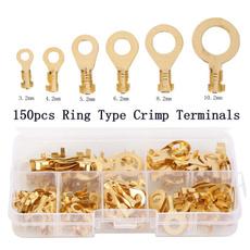 Copper, noninsulatedkit, wirelugconnector, Kit
