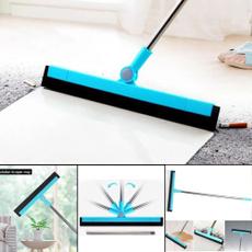 floorscraper, floorwiper, broom, mop