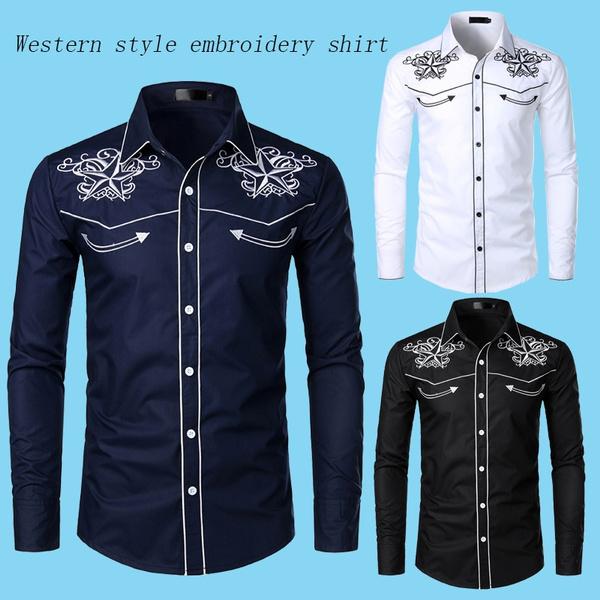 urban, Fashion, partyshirt, long sleeved shirt