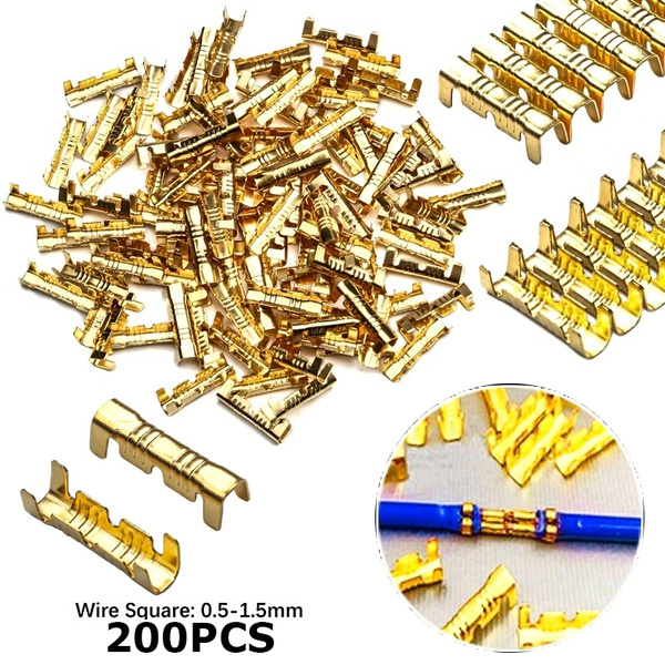 Brass, Copper, brassterminalconnector, Cars