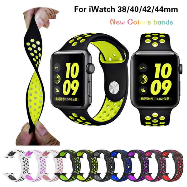 Jewelry, Bracelet, Apple, siliconewatchband