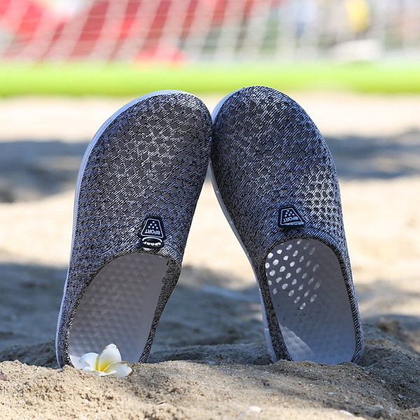 Shoes, Summer, Garden, Hollow-out