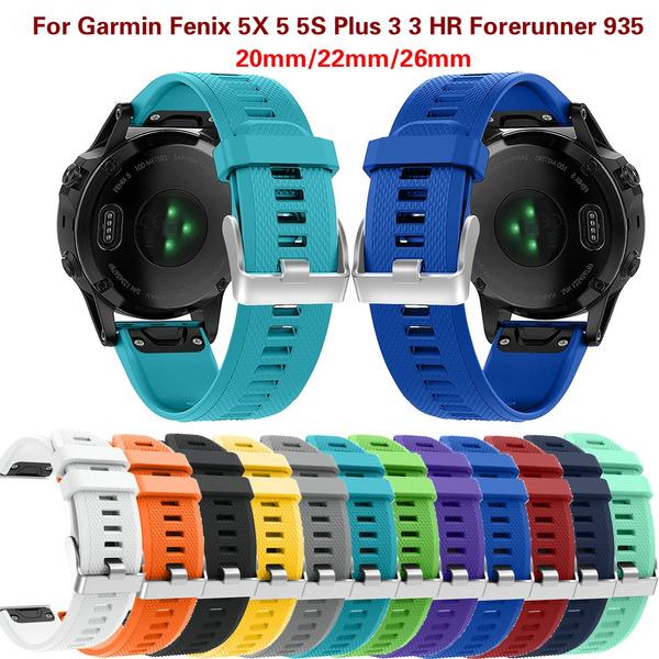 fenix5x, garminwristwatch, fenixflashlight, Silicone