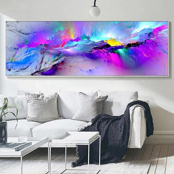 art, Colorful, largecanvaspainting, largeabstractcanvasprint