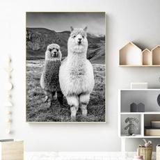 llamagift, Decor, alpaca, llama