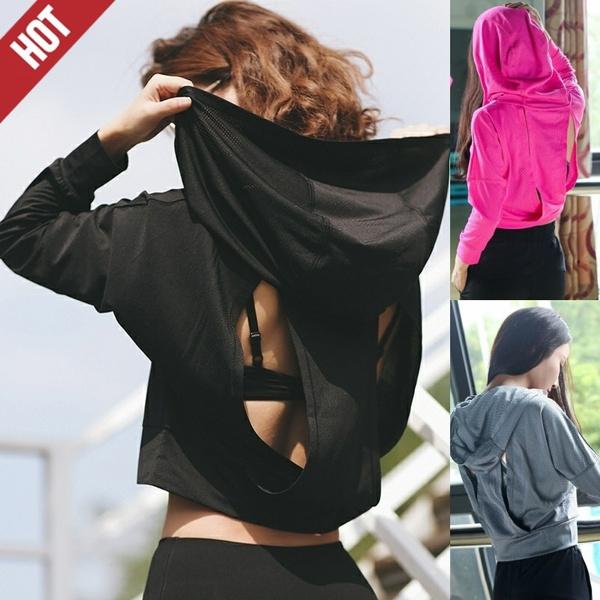 gym clothes women, Fashion, Yoga, Shirt