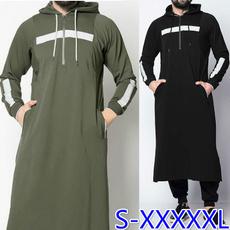 Fashion, hooded, Fashion Men, Sleeve