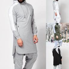kaftanabaya, Casual Hoodie, Sleeve, saudiabaya