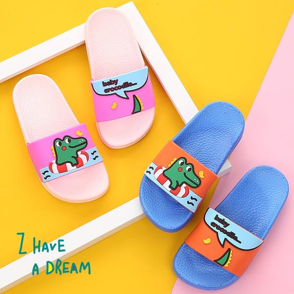 Summer Children Slippers For Boys Girls