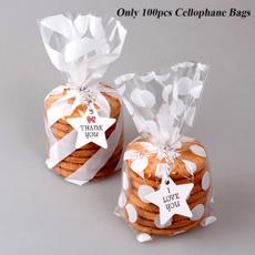 giftplasticbag, dotstripecellophanebag, Gifts, Food