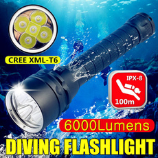 Flashlight, filllight, led, divinglight