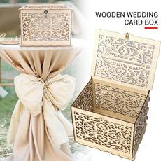 Box, Decoración, Gifts, weddingcardbox