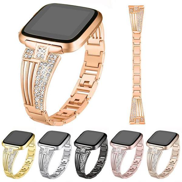 Steel, Bracelet, DIAMOND, iwatchbandforwomen