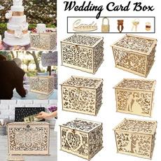 Box, Decor, Gifts, weddingcardbox