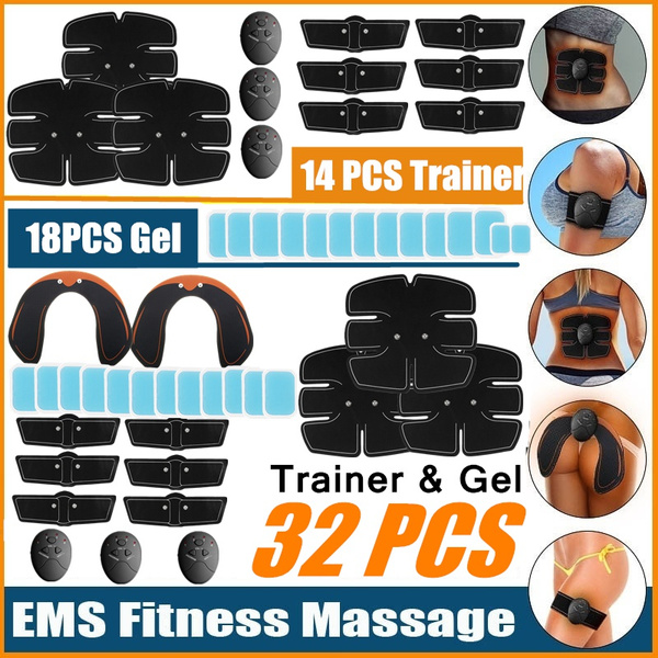 trainer, em, stimulateur, Yoga