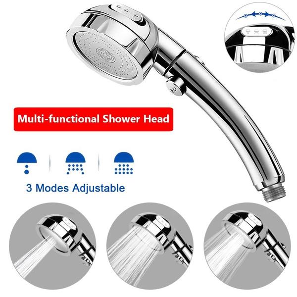 rotatingshower, 3modeshowerhead, Bathroom, Bathroom Accessories