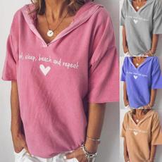 blouse, Summer, Fashion, Hoodies