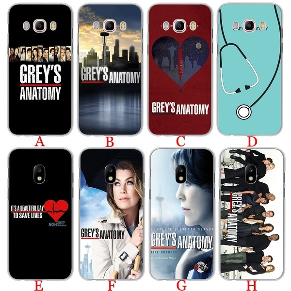 Grey's Anatomy Iphone 6 6s TPU Phone Case, Grey's Anatomy Samsung S8 S9/Huawei Cover Black Soft Durable TPU Phone Case   Wish