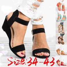 casual shoes, beach shoes, Plus Size, Platform Shoes