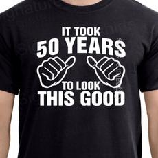 Mens T Shirt, Fashion, Sleeve, letter print