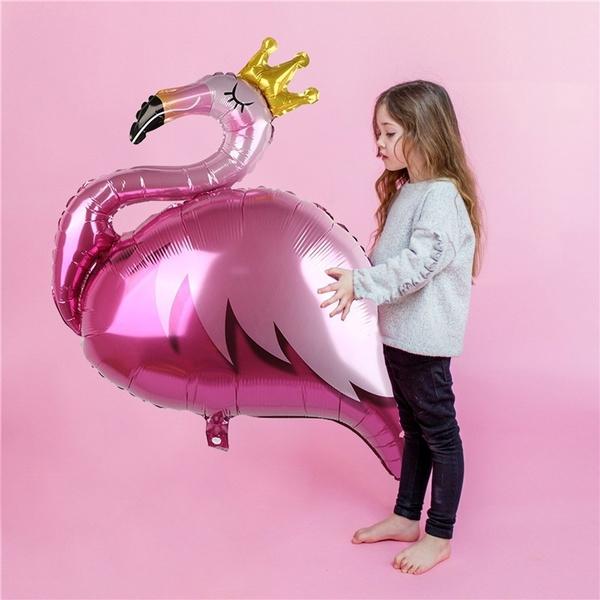 Decor, flamingo, foilballoon, Home Decor