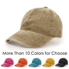 Baseball Hat, Outdoor, unisex, Denim