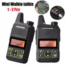 Flashlight, Mini, walkietalkieset, wayradio