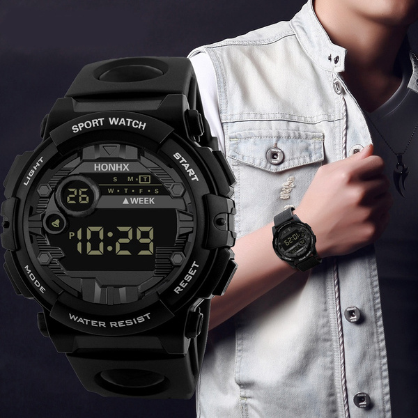 LED Watch, Outdoor, led, Army
