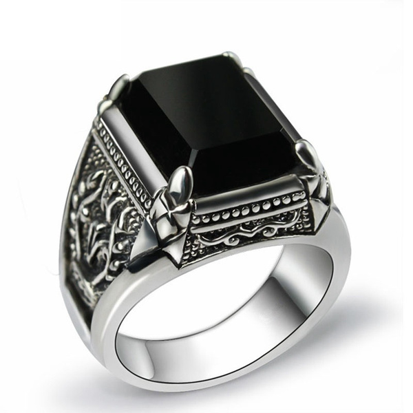 ringsformen, Fashion, Jewelry, Stainless steel ring