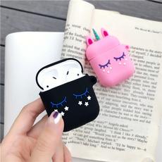 pink, airpodscover, wirelessearphonecase, cute