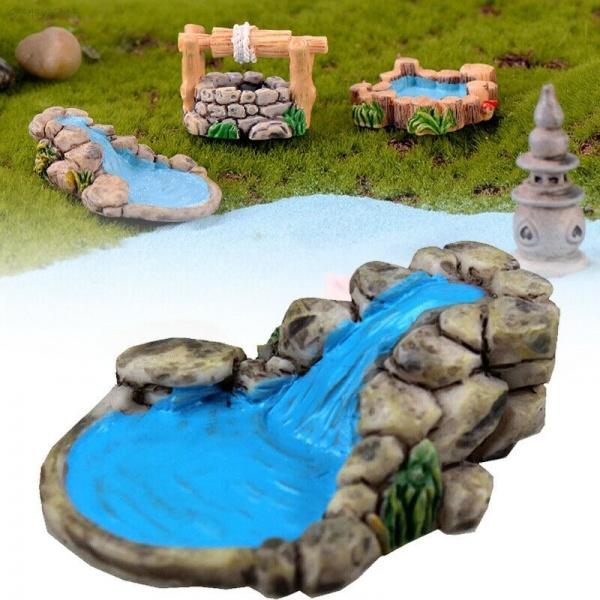 gardenmicrolandscape, Mountain, Garden, fairy