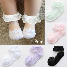 Summer, Cotton Socks, babysock, Encaje